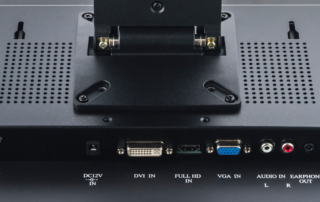 19 Inch Multi-Touch Monitor 190TSG Inputs